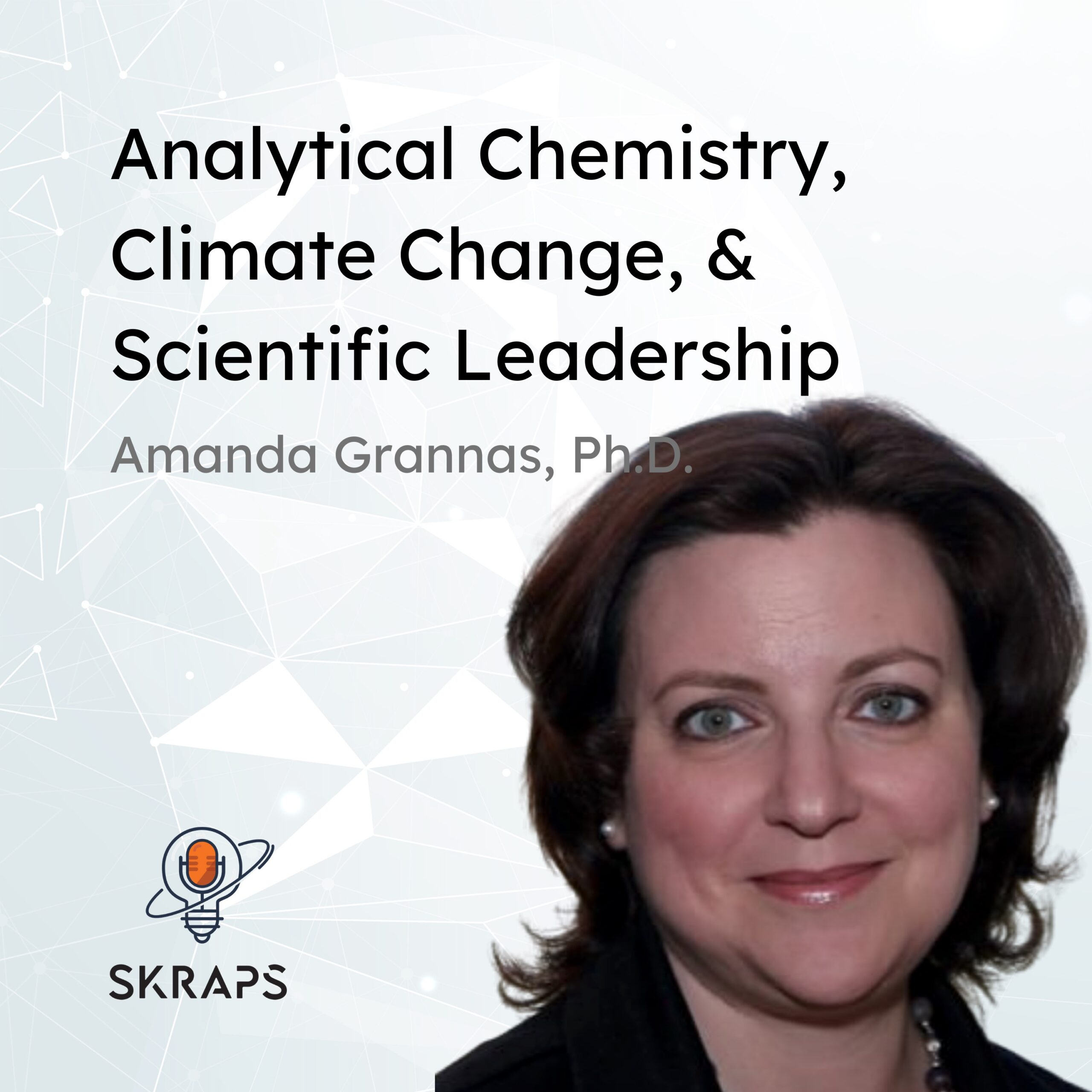 Analytical Chemistry, Climate change, and scientific leadership