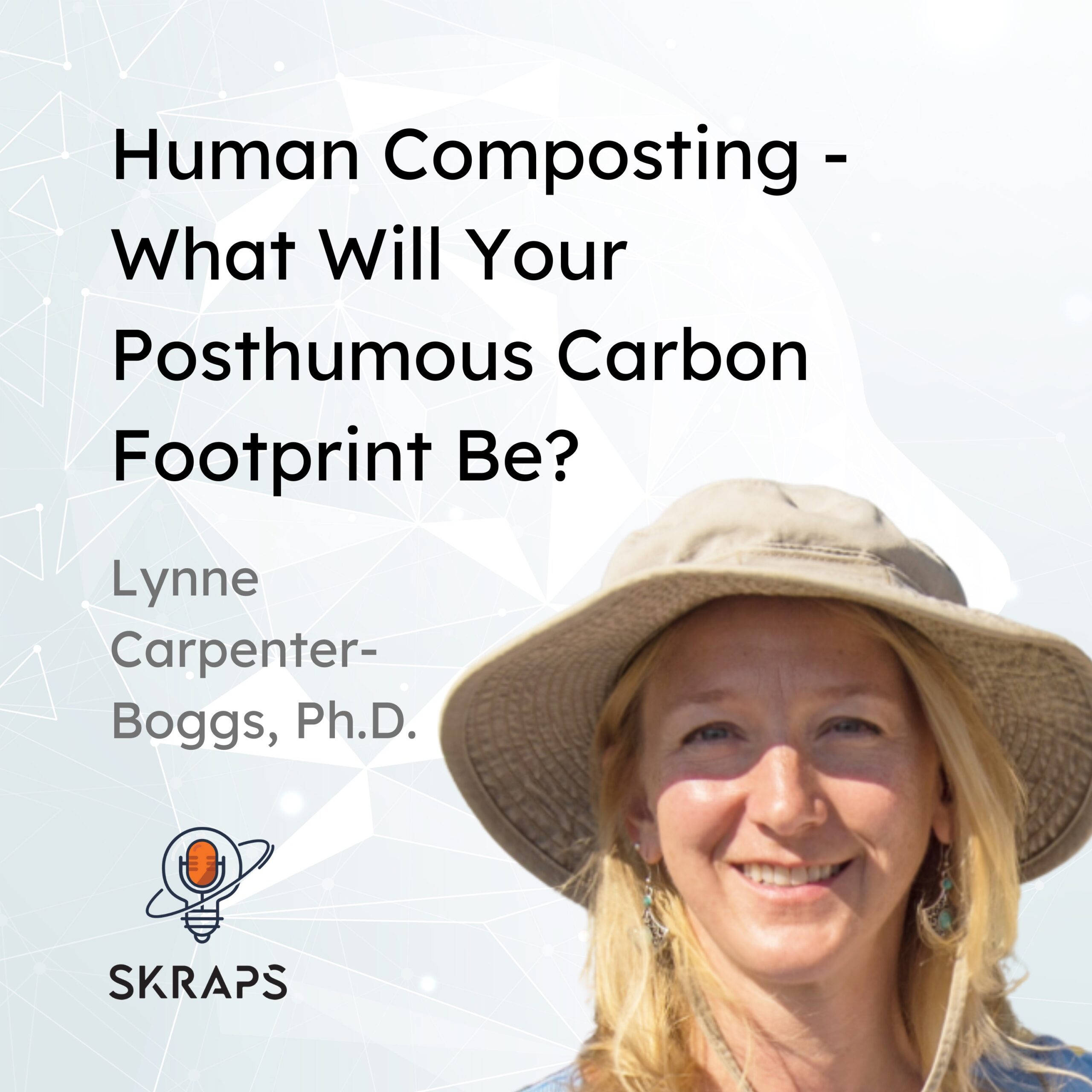 Human Composting – What Will Your Posthumous Carbon Footprint Be?